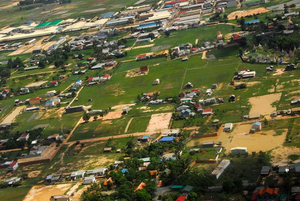 Outskirts of Phnom Penh, Cambodia