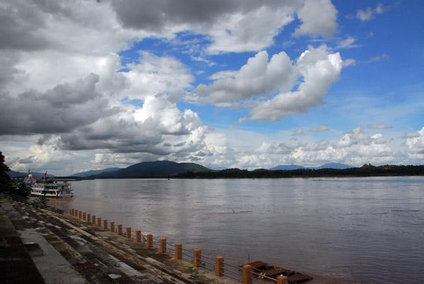 Mekong River at Chiang Saen, Thailand