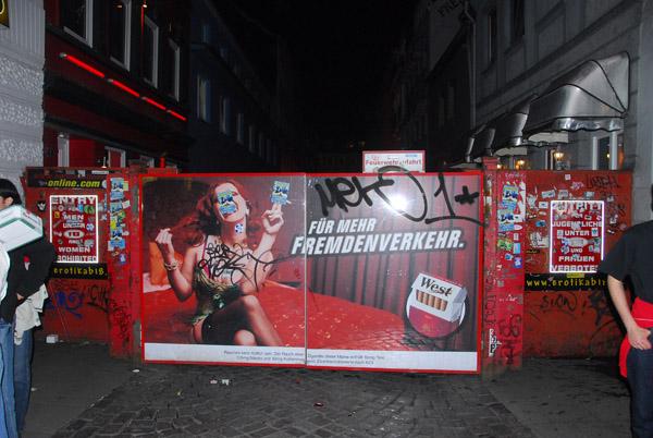 Проститутки в порту гамбурга