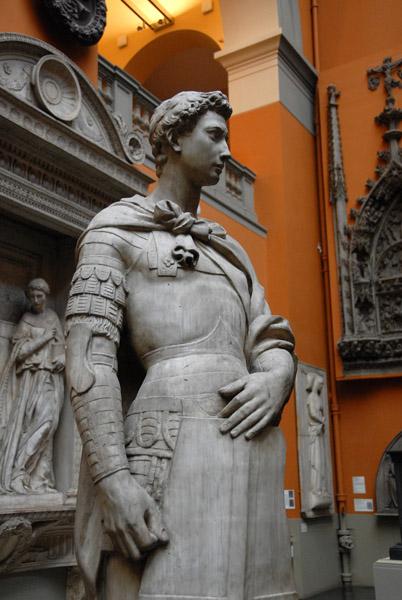 Donatellos St. George, 1415-17 (cast)