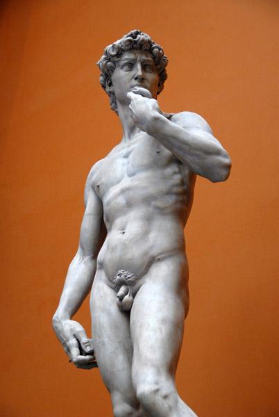 Michelangelos David, 1501-1504 (cast)