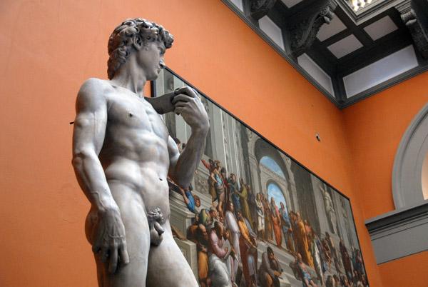 Sculpture Court - Victoria & Albert Museum - mostly plaster casts