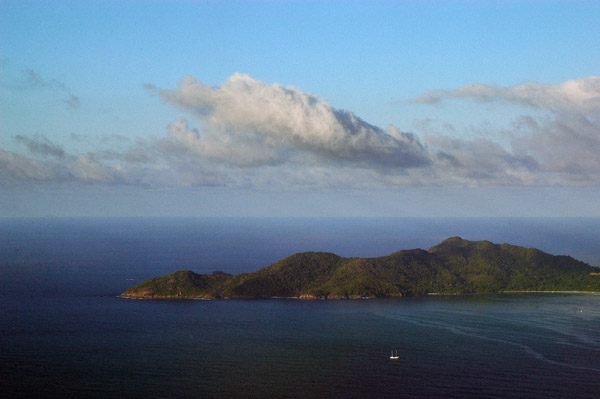 Southern tip of Mahe Island, Seychelles