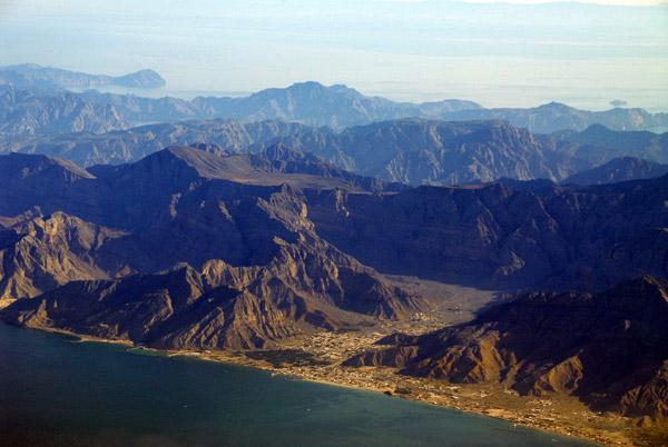 Bukha, Musandam Peninsula, Oman