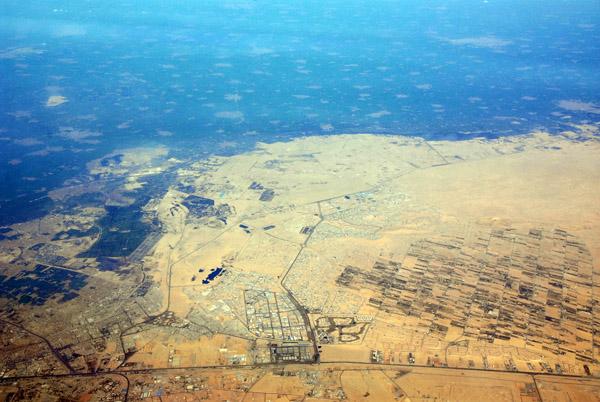 El Obour City, suburban Cairo NE, Egypt