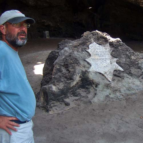Preachers Cave - Eleuthera