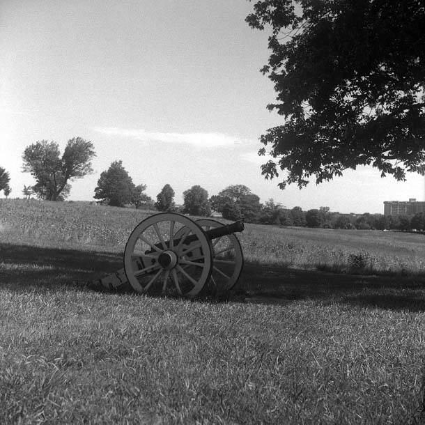 Valley Forge NP Cannon