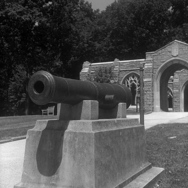 At Washington Memorial Chapel
