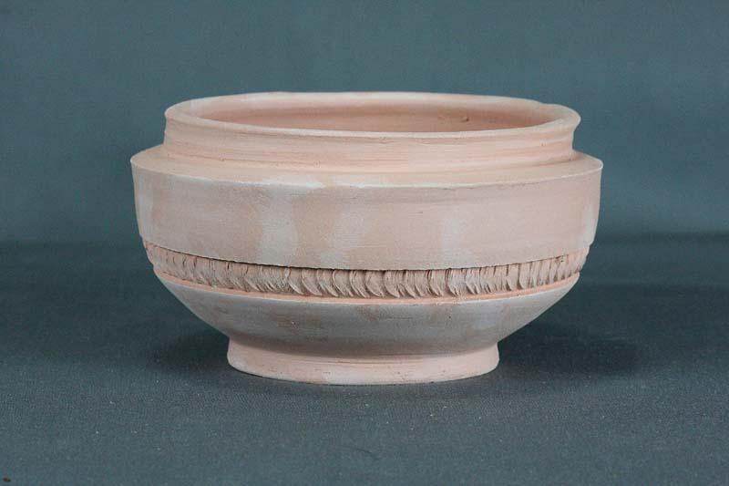 Bowl 1 - Bisqued
