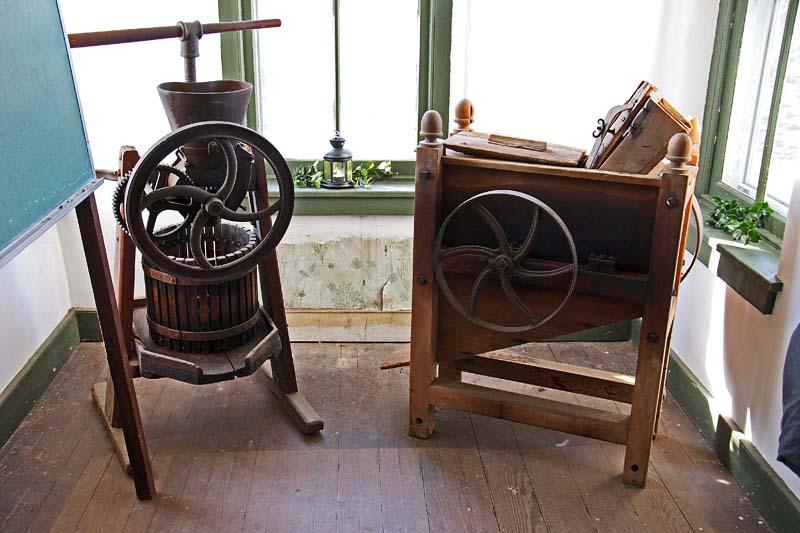 Cider Press & Corn Sheller