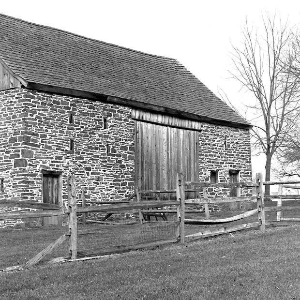 Heckler Barn - w/135mm