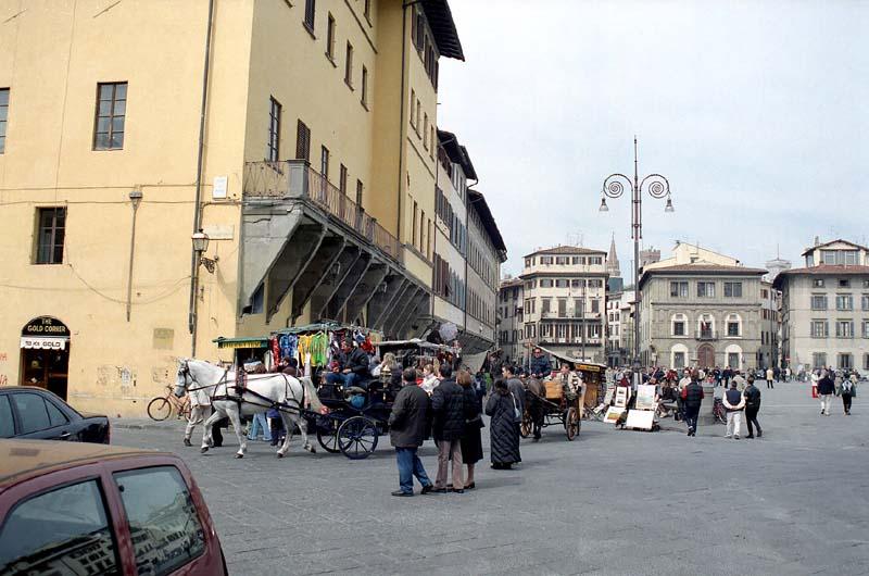Piazza Scene