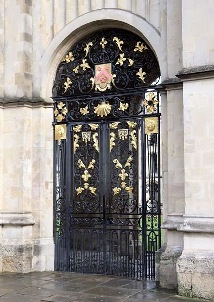 Gate - All Souls College