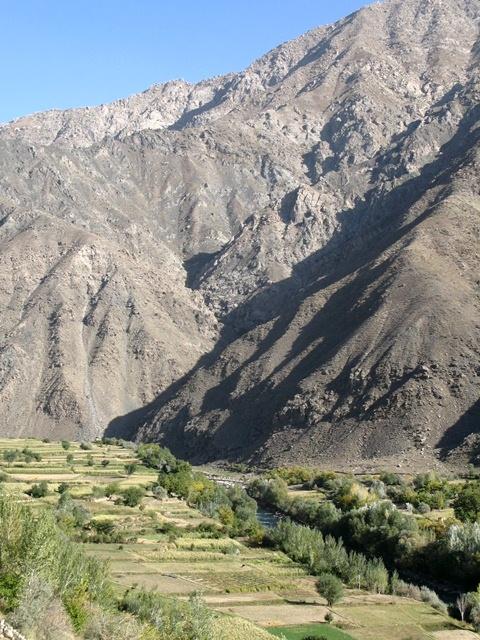 Panjshir scenery