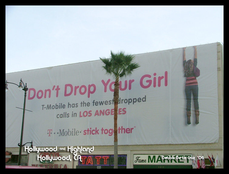 Giant Dont Drop Your Girl Banner