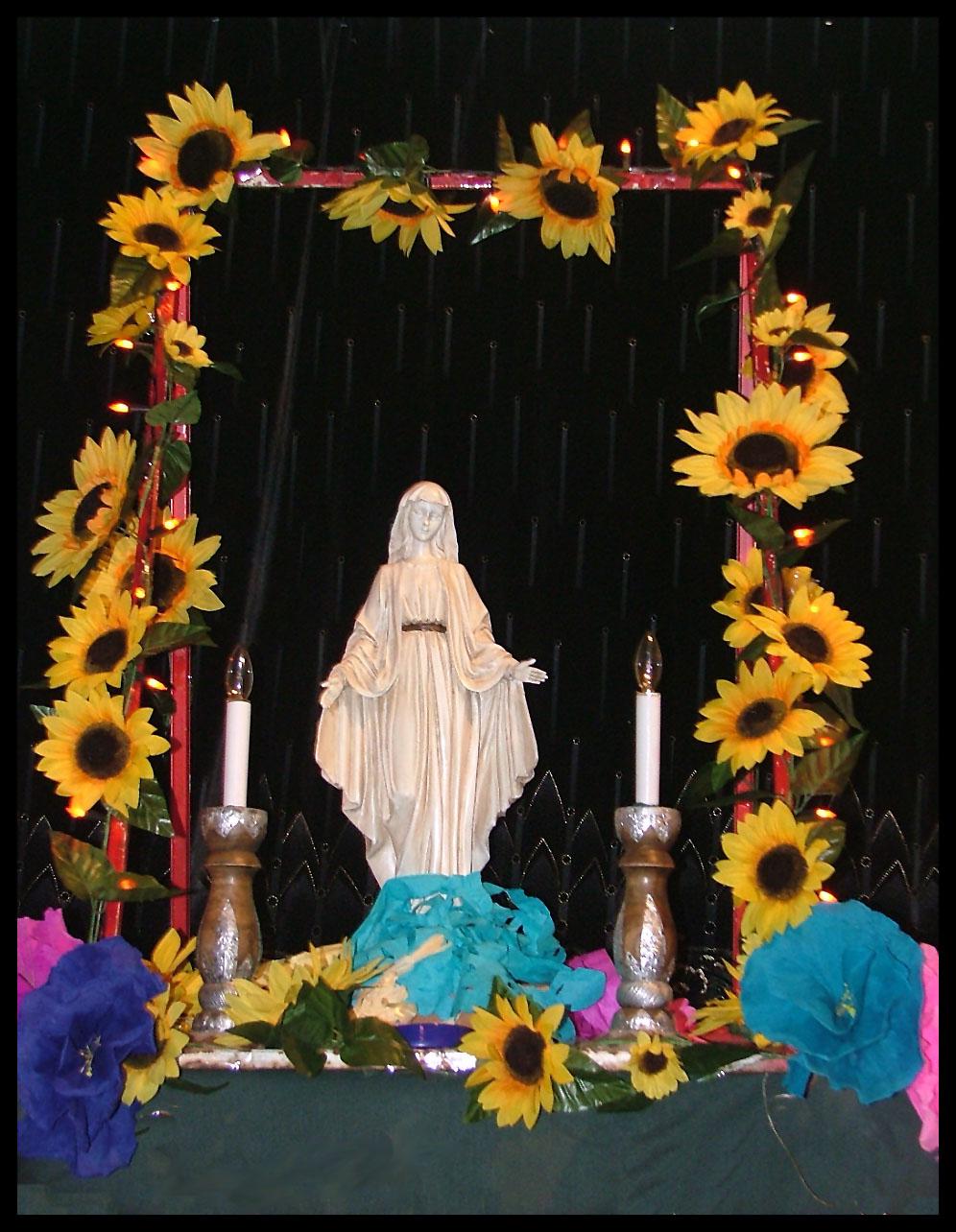 Part of an offering for dia de los muertos.