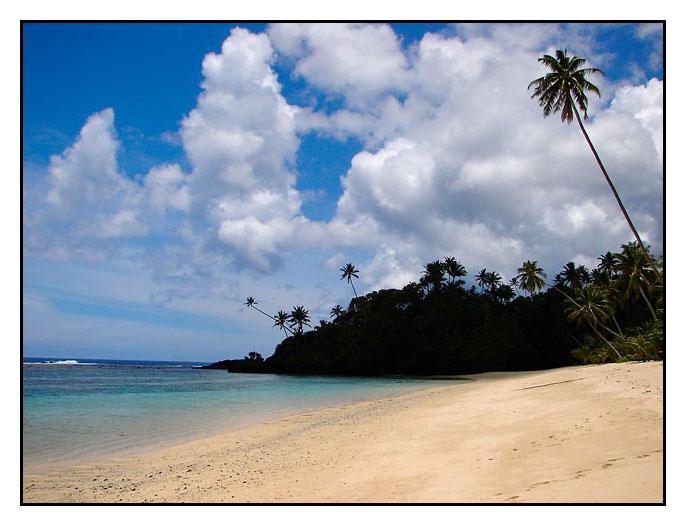Vavau Beach
