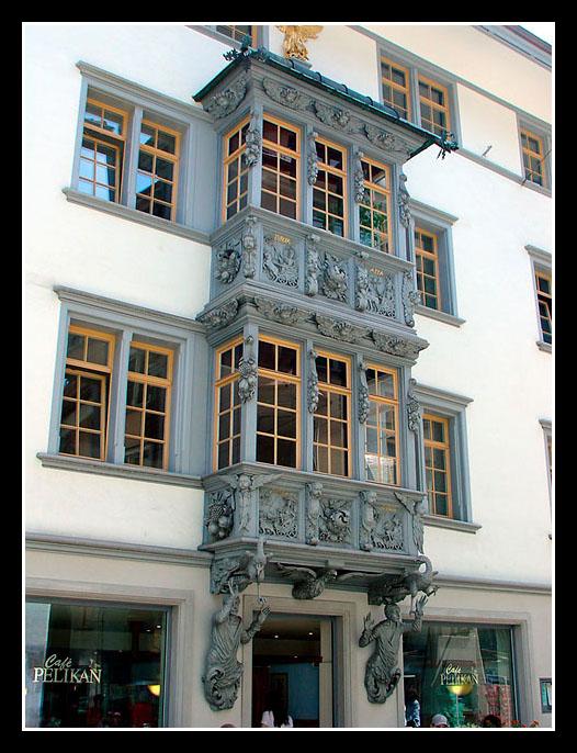 Haus zum Pelikan (House of the Pelican)