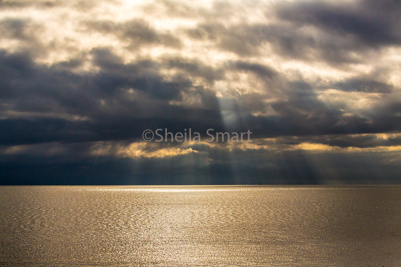 Sun over Tasman