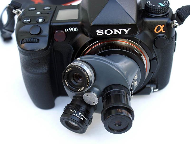 T mount RMS Macro Lens Turret  $99