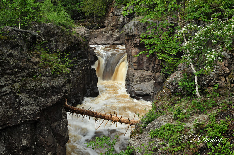 72.3 - Temperance River Gorge Waterfall