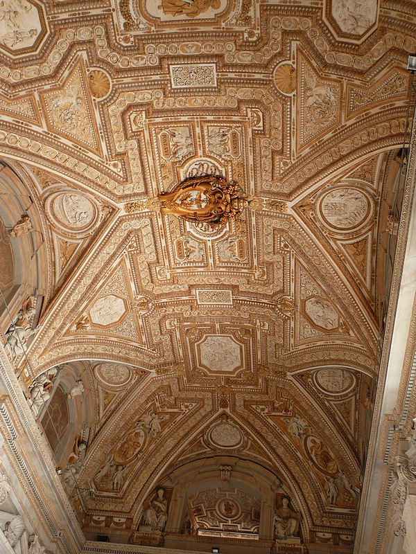 Ceiling.Vatican.