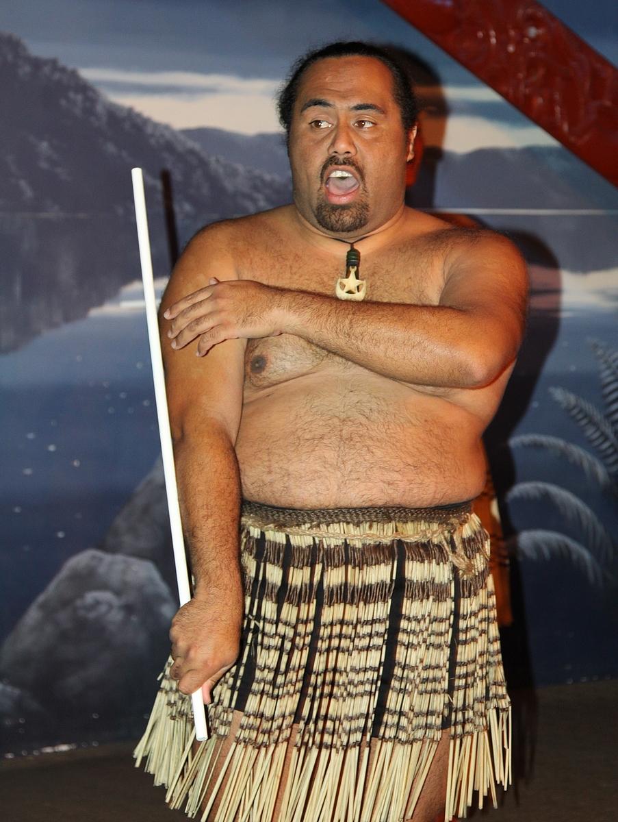 Maori Concert Party
