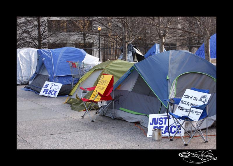 Occupy Nashville X