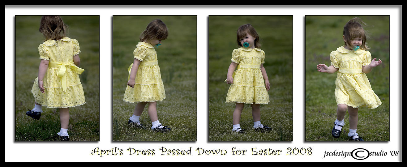 The Dress<p>March 24