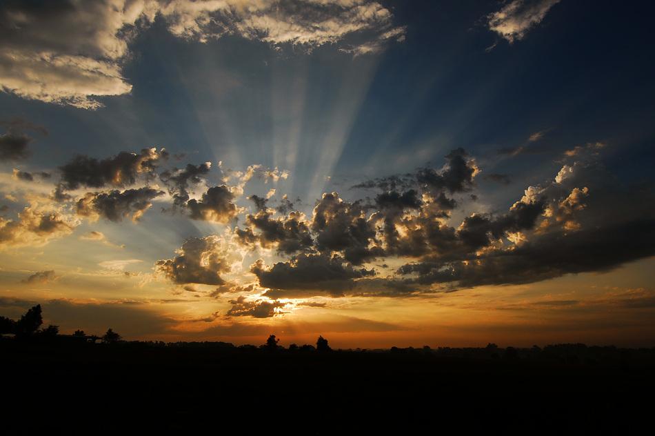 Early Summer Sunrise