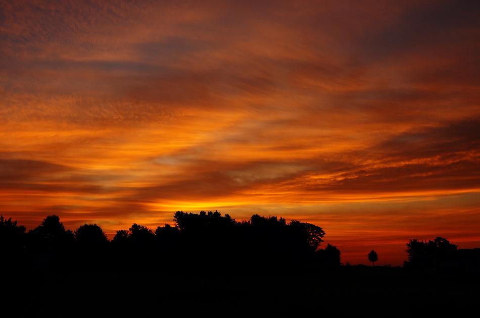 Morning Sunrise Splendor