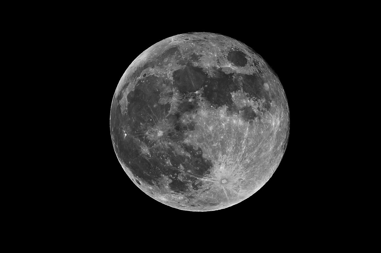 Full Moon...Almost