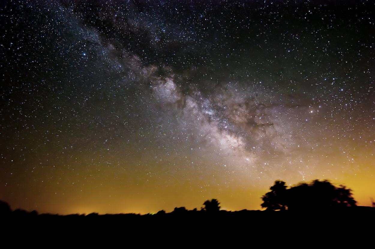 Milky Way Impression