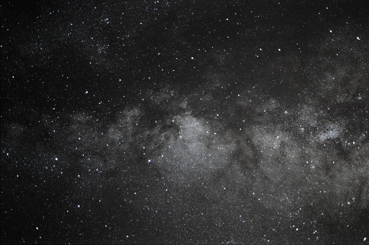 Milky Way in Scutum