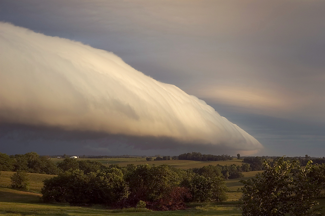 Morning Roll Cloud