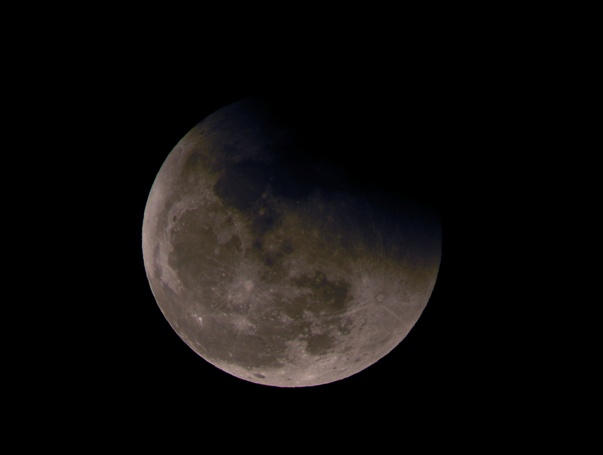 March Eclipse