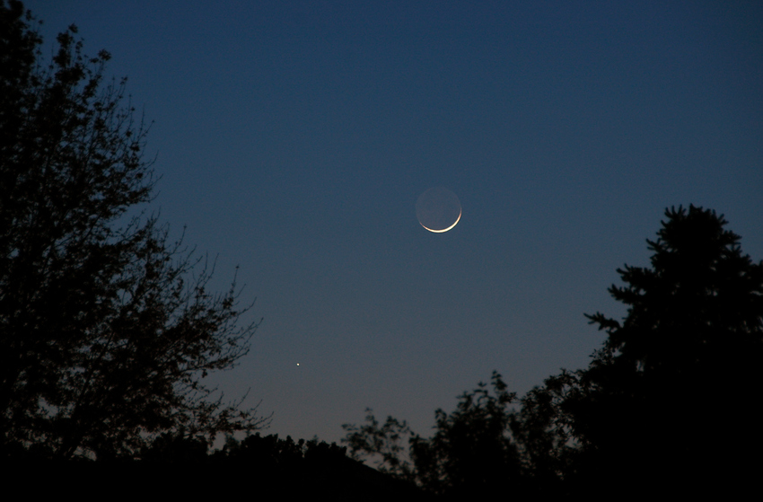 Moon & Mercury