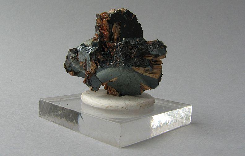 Rutile/Hematite