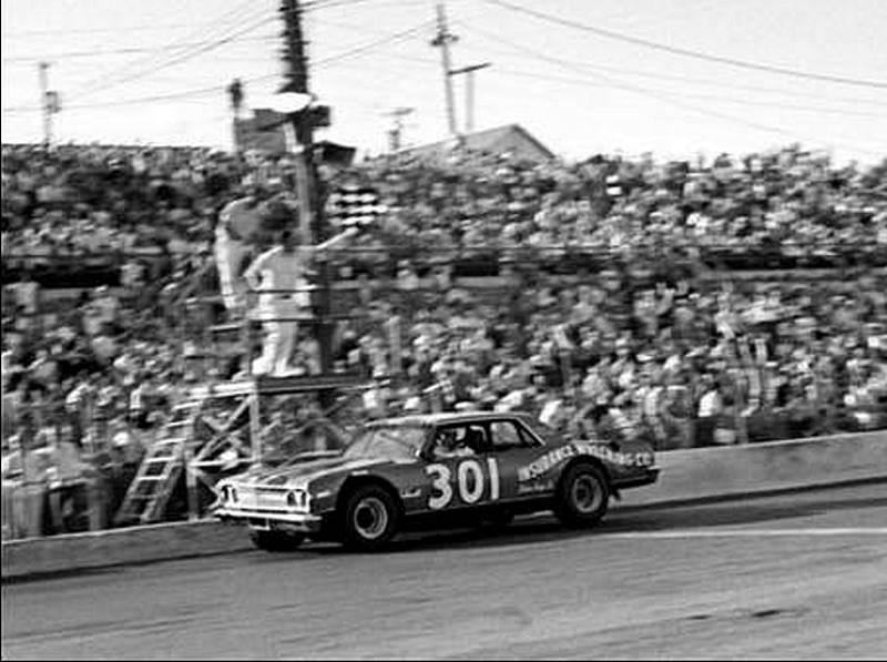 Freddy Fryar 1969 Southern 300