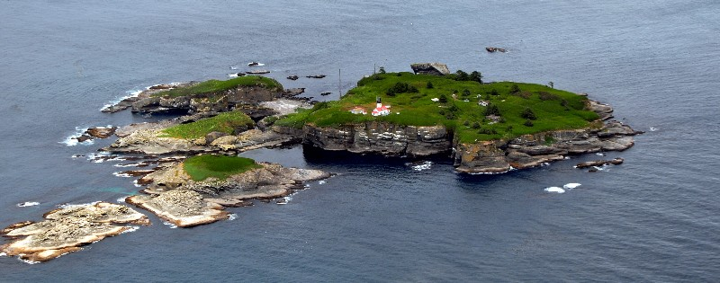 Cap Flattery Lighthouse-Tatoosh Island