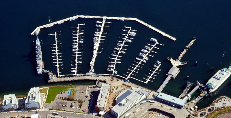 Port of Bremerton WA