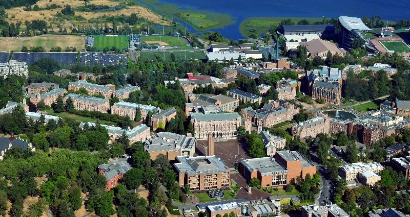 University of Washington Campus