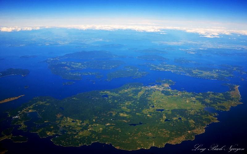 San Juan Islands of Washington