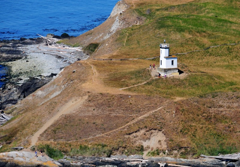 Cattlepoint lighthouse