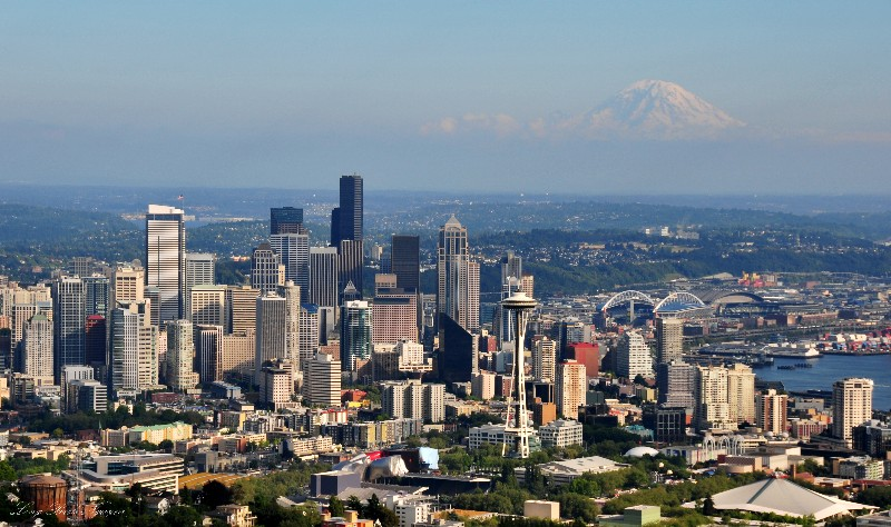 the Emerald City of Seattle