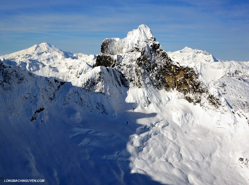 Old Damnation Peak,  North Cascades National Park