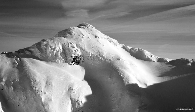 Glee Peak, North Cascades Mountain