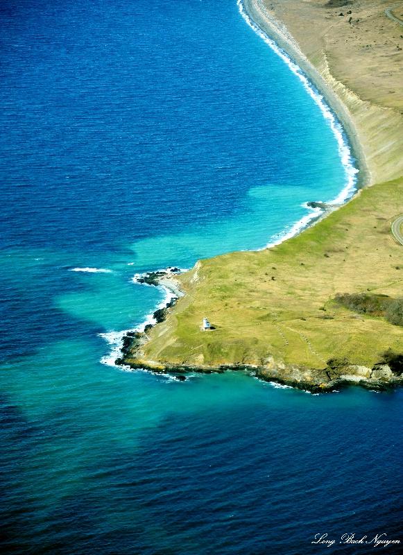 Cattlepoint Lighthouse, San Juan Island, Washington