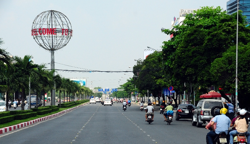 Once Part of  Tan Son Nhat USAF AB, Saigon, Vietnam