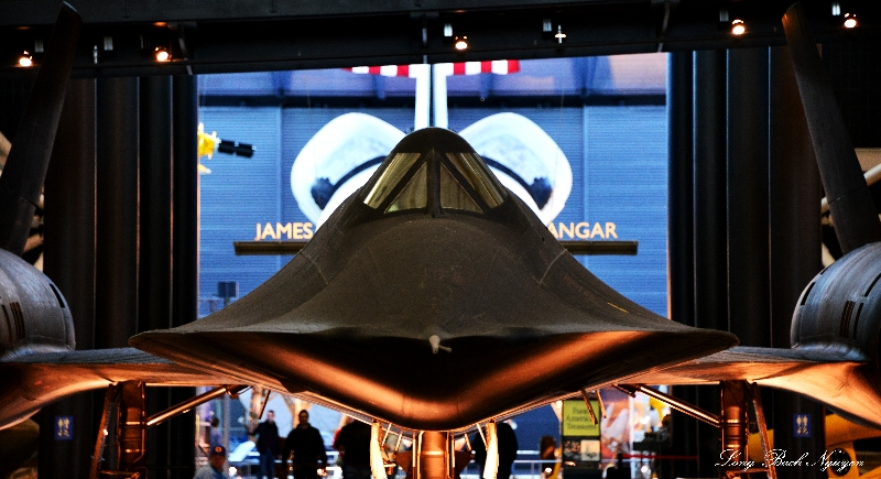 SR-71 Blackbird, Space Shuttle, Smithsonian National Air and Space Museum, Steven F. Udvar-Hazy Center